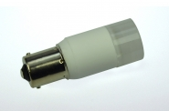 BA15S LED-Bajonettsockellampe 140 Lm. 12V AC/DC warmweiss 2W dimmbar DC-kompatibel