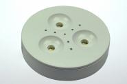 LED-Aufbauleuchte 200 Lumen 12V DC warmweiss 3,6W  DC-kompatibel