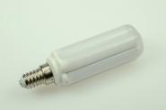 E14 LED-Tubular 600 Lm. 230V AC/DC warmweiss 8 W DC-kompatibel