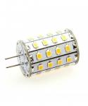 G4 LED-Stiftsockellampe 550 Lm. 12V AC/DC warmweiss 4,8 W dimmbar DC-kompatibel