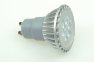 GU10 LED-Spot PAR16 310 Lm. 230V AC warmweiss 5W dimmbar