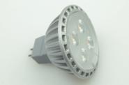 GU5.3 LED-Spot PAR16 380 Lm. 12V AC/DC kaltweiss 5W dimmbar DC-kompatibel