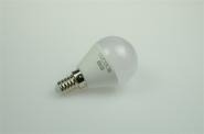 E14 LED-Globe LB45 250 Lm. 230V AC/DC warmweiss 4W DC-kompatibel
