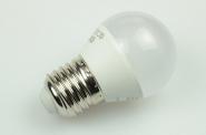 E27 LED-Globe LB45 250 Lm. 230V AC/DC warmweiss 4W DC-kompatibel