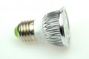 E27 LED-Spot PAR16 360 Lm. 24V AC/DC warmweiss 3,6 W dimmbar DC-kompatibel