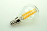 E14 LED-Globe LB45 400 Lm. 230V AC warmweiss 4W