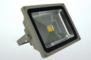 LED-Flutlichtstrahler 3600 Lumen 230V AC gelb 56W