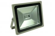 LED-Flutlichtstrahler 1100 Lumen 230V AC rot 56W Rot
