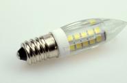 E14 LED-Tubular 280 Lm. 230V AC warmweiss 3 W kleine Bauform