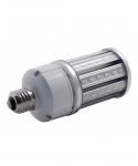 E27 LED-Tubular 1600 Lm. 230V AC/DC amber 19 W IP64, 4KV DC-kompatibel