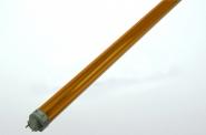 G13 LED-Röhre 713 Lm. 230V AC Gelb (Fotolithografie) 10W inkl Starter