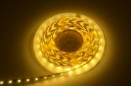 LED-Lichtband 12V DC Gelb 4,8W/m dimmbar DC-kompatibel