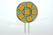 G4 LED-Modul 100 Lm. 12V AC/DC warmweiss 1W dimmbar DC-kompatibel