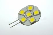 G4 LED-Modul 120 Lm. 12V AC/DC kaltweiss 1W dimmbar DC-kompatibel