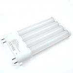 2G10 LED-Kompaktlampe 1500 Lm. 230V AC warmweiss 15 W internes Netzteil