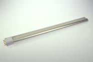 2G10 LED-Kompaktlampe 1390 Lm. 230V AC neutralweiss 17W inkl. Netzteil