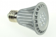 E27 LED-Spot PAR20 500 Lm. 230V AC warmweiss 8W dimmbar