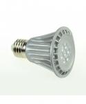 E27 LED-Spot PAR20 600 Lm. 230V AC kaltweiss 8 W dimmbar