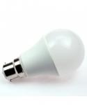 B22D LED-Globe LB60 810 Lm. 230V AC/DC warmweiss 8 W 24 Stundenbetrieb DC-kompatibel