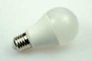 E27 LED-Globe LB60 810 Lm. 230V AC/DC neutralweiss 8 W 24 Stundenbetrieb DC-kompatibel