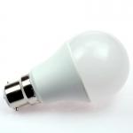 B22D LED-Globe LB60 810 Lm. 230V AC/DC warmweiss 8 W DC-kompatibel
