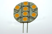 G4 LED-Modul 120 Lm. 12V AC/DC warmweiss 1,2W dimmbar DC-kompatibel