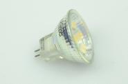 GU4 LED-Spot MR11 120 Lm. 12V AC/DC neutralweiss 1,3W dimmbar DC-kompatibel