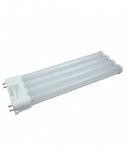 2G10 LED-Kompaktlampe 1800 Lm. 230V AC warmweiss 18 W internes Netzteil