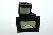 LED-Flutlichtstrahler 600 Lumen 230V AC warmweiss 10W