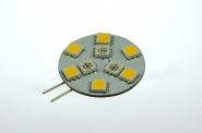 G4 LED-Modul 80/20 Lm. 12V AC/DC warmweiss/rot 1,4W/0,5W Wechselschaltung DC-kompatibel