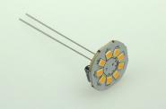 GZ4 LED-Modul 120 Lm. 12V AC/DC warmweiss 1,5W dimmbar, 60mm Pins DC-kompatibel