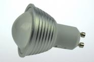 GU10 LED-Spot PAR16 270 Lm. 230V AC/DC warmweiss 4,8W dimmbar DC-kompatibel