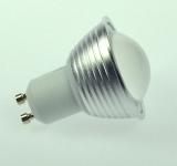 GU10 LED-Spot PAR16 290 Lm. 230V AC/DC neutralweiss 4,8W dimmbar DC-kompatibel