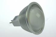 GU5.3 LED-Spot PAR16 270 Lm. 12V AC/DC warmweiss 4,8W dimmbar DC-kompatibel