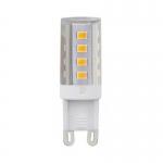 G9 LED-Stiftsockellampe 330 Lm. 230V AC warmweiss 3,5 W kleine Bauform