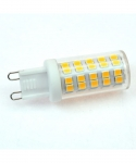 G9 LED-Stiftsockellampe 420 Lm. 230V AC warmweiss 4 W kleine Bauform