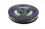 Meterware Kabel für RGB Bänder, vieradrig
