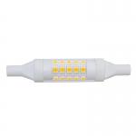 R7S LED-Stablampe 550 Lm. 230V AC warmweiss 5 W rundabstrahlend