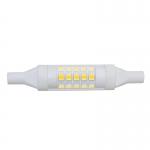R7S LED-Stablampe 600 Lm. 230V AC kaltweiss 5 W rundabstrahlend