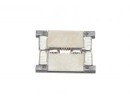 Doppelsteckverbinder 12mm für RGBW-Bänder