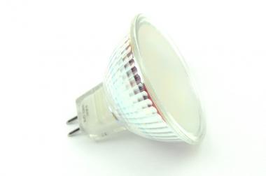 GU5.3 LED-Spot PAR16 140 Lm. 12V AC/DC warmweiss 1,6W dimmbar DC-kompatibel