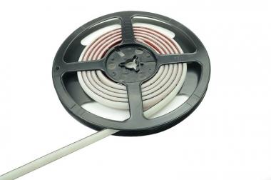 LED-Lichtband 210 ww/ 240 nw Lumen 12V DC warm/neutralweiss 7,5W / 15W Opale Beschichtung DC-kompatibel