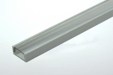 Aluprofil 1000mm x 22mm x 12mm, für 6-10mm Lichtbänder