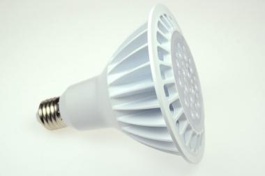 E27 LED-Spot PAR38 400 Lm. 230V AC rot/blau 14 W Pflanzenlampe