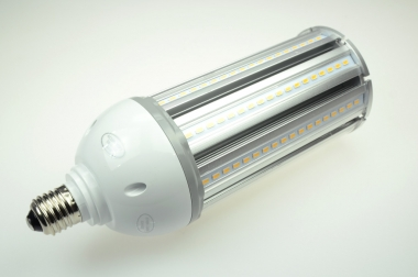 E27 LED-Tubular 5700 Lm. 230V AC kaltweiss 54W IP64