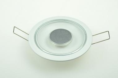 LED-Aufbauleuchte 150 Lumen 10-15V DC warmweiss 3,4W Dimmschalter DC-kompatibel