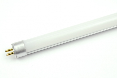T5 LED-Röhre 480 Lm. 35V DC kaltweiss 4W DC-kompatibel