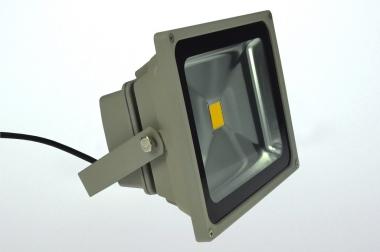 LED-Flutlichtstrahler 230V AC blau 35W