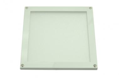 LED-Minipanel 320 Lumen 12V DC warmweiss 5W DC-kompatibel