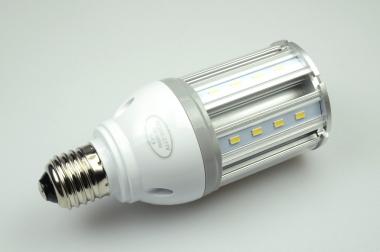E27 LED-Tubular 1300 Lm. 230V AC neutralweiss 10 W IP64, 4KV, AC/DC DC-kompatibel